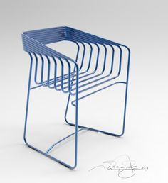 Concept chair & 3d modeling ::: Philippe Poyte