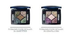 Dior Fall 2013 Makeup Collection: 'Mystic Metallics' - First Look