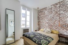 Cómo decorar las paredes del dormitorio: 7 opciones #hogarhabitissimo #cabecero