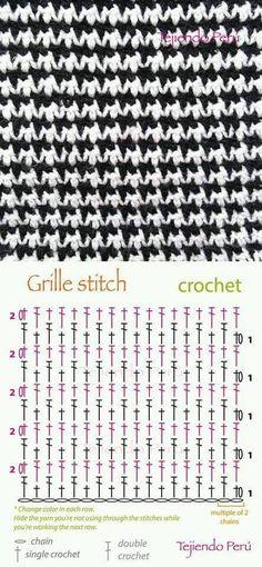 mooi patroon voor een sjaal