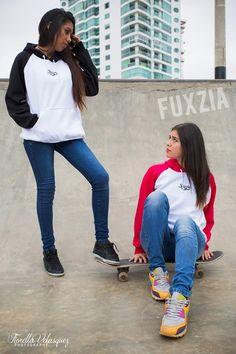 #hoodie #fuxzia #urbanclothing #winter #girlsclothing