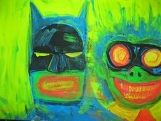 Gregg Griffin Batman _5739