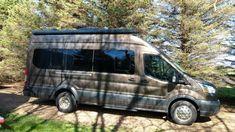 048246772d11c3 2017 DLM Camper Vans Ford Transit Camper Van for sale - Lake crystal