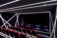 W London - Leicester Square - Screening Room