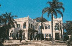 Villa Harris, Tangier, Morocco