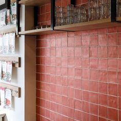 Our handmade glazed tiles are made in Spain and Portugal, each one is hand glazed meaning each one is completely unique and when laid they create a beautifully reflective surface. There are beautiful deep colours and subtle neutrals all with nuances and details that can only be created by natural pigments and hand glazing.