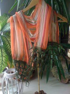 Felt-silk handmade