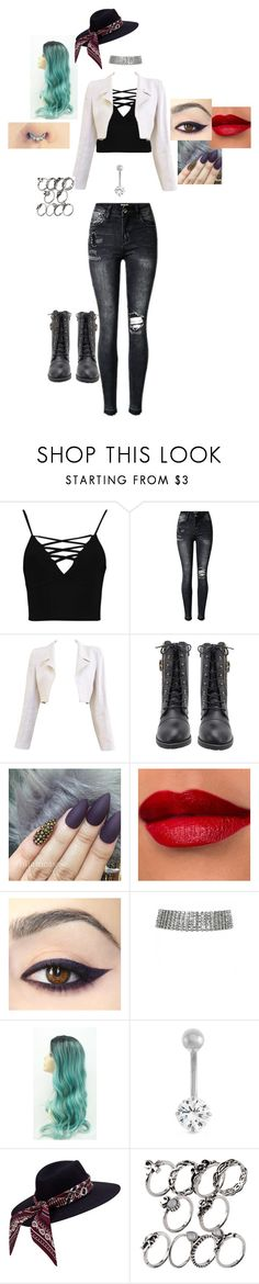 """""""A day at the festival"""" by bishpleaseimaprincess on Polyvore featuring Boohoo, Chanel and Gioelli"""