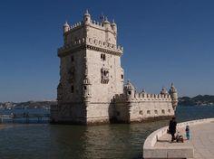 Torre de Belém [c. 1520 - Lisboa, Estremadura, Portugal]