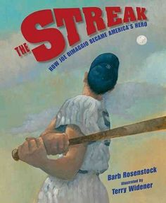 Chronicles the story of the legendary baseball star, his favorite bat, Betsy Ann, and the longest hitting streak in baseball history, which united the country on the brink of World War II. (Grades: K-3) Call number: GV865.D5 R67 2014