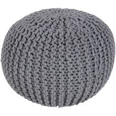 Bungalow Rose Roosendaal Sphere Pouf Ottoman & Reviews | Wayfair