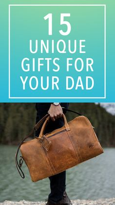 ICYMI: 15 unique gifts for your dad, all on sale in our shop: Dads appreciate a good gift just like everyone else. Don't screw it up… Great Father's Day Gifts, Best Gifts, Dna Kit, Music Headphones, Us Shop, Duffel Bag, Fathers Day Gifts, Bag Making, Messenger Bag