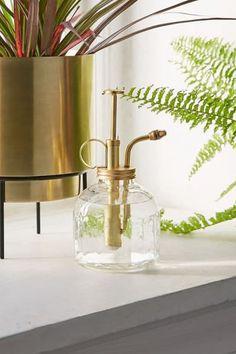 Best Plant-Inspired Decor: Glass Plant Mister