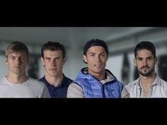 Campaña de promoción turística de la Comunidad de Madrid con el Real Madrid - YouTube