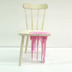 Anna ter Haar Cinderella chair serie