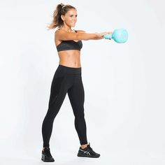 The Best Kettle Bell Moves!