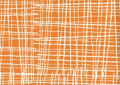 purl soho | products | item | wrapping paper (pikku) orange