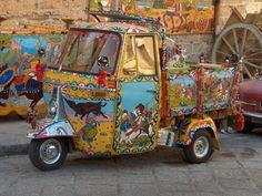 Charrette Sicilienne version moderne ?
