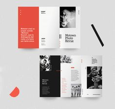 – Festival de R&B Design triple brochures that will make your business stand out – with free templates – Learn Tags: brochure design,brochure layout,trifold… Flugblatt Design, Buch Design, Grid Design, Flyer Design, Layout Design, Design Ideas, Brochure Indesign, Template Brochure, Brochure Layout