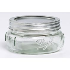 Love these Ball jars!!  They're super cute and practical.  Perfect for sugar scrubs, body butters, and salves.  The wide mouth makes it really easy to get the beauty products out of the jar without making a big mess. click image for info on where to buy