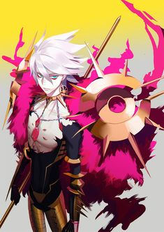 Fate / Karna by kahmurio on DeviantArt