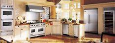 Smeg Appliances Home - Viking Appliances - - Slate Appliances Color Schemes Slate Appliances, Kitchen Aid Appliances, Viking Appliances, Kitchen Cabinets, Beautiful Kitchens, Cool Kitchens, Dream Kitchens, Viking Kitchen, Viking Range