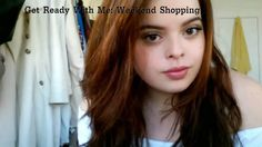 Get Ready With Me: Weekend Shopping