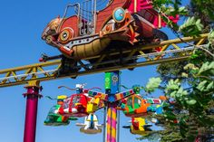 Płyń na przygodę z dzieckiem do Parku Rozrywki Olandia! - Mama Kreatywna Ferris Wheel, Fair Grounds, Travel, Viajes, Traveling, Trips, Tourism, Big Wheel