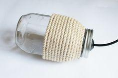 tuto lampe corde-bocal