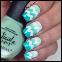 Instagram photo by coloresdecarol #nail #nails #nailart  | See more at http://www.nailsss.com/acrylic-nails-ideas/3/