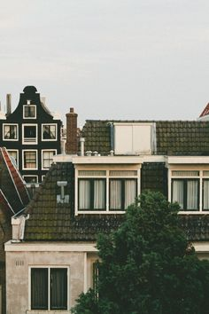 Greetings from the rooftops of #Amsterdam, #Netherlands. by Marsha Golemac. #greetingsfromnl