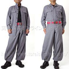 Toraichi 7601-186 Mini-eri open shirt 7601-448 Slim cho-cho long pants