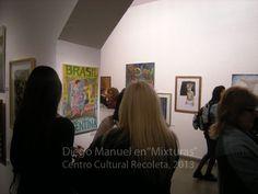 MIXTURAS. El Arte, las Colectividades y susArtistas. , Diego Manuel artista plastico