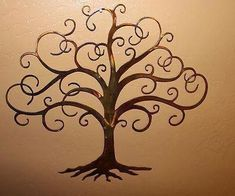 """Learn additional relevant information on """"metal tree wall art decor"""". Look at our internet site. Metal Wall Art Decor, Metal Tree Wall Art, Tree Wall Decor, Metal Art, Tree Sculpture, Wall Sculptures, Thankful Tree, Painting Shower, Tree Artwork"""