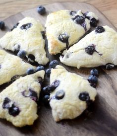 Weight Watcher's Blueberry Scones - Recipe Diaries