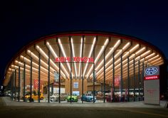 car showroom [AT-Group Head Office North Building] | Complete list of the winners | Good Design Award