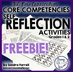 Here are set of checklists and self-assessment activities for the New BC Curriculum Core Competencies. These are easy to use and quick to prepare. Please check out all of my other BC Curriculum resources in my store. There's STEM and Inquiry units for Curriculum, Homeschool, Student Self Assessment, Core Competencies, Teaching Resources, Teaching Ideas, Unit Plan, Teacher Newsletter, Grade 1