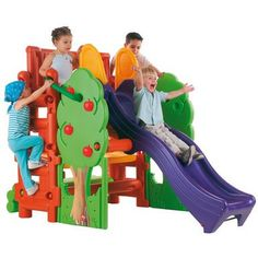 Indoor and Outdoor Climbing Structures. Create an indoor or outdoor playground for your toddler to climb and play! Here are the best climbing structures for kids for indoor or outdoor use. The climbing structures featured below are separated into two Toys R Us, Adventure Car, Soft Play, Play Centre, Outdoor Toys, Outdoor Playset, Outdoor Fun, Tree Tops, House In The Woods