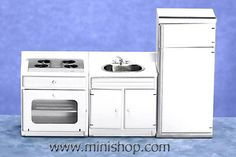 dollhouse miniatures kitchens - Bing Images
