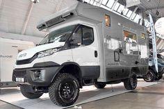 Bimobil EX 412 Small Truck Camper, Rv Truck, 4x4 Trucks, Iveco 4x4, Iveco Daily 4x4, Sprinter Camper, Off Road Camper, Cool Campers, Cool Vans