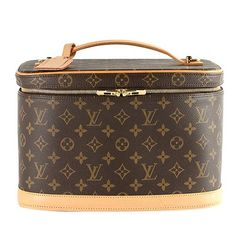 Louis Vuitton Monogram Canvas Nice Beauty Case | Louis Vuitton Small_Leather_Goods - Bag Borrow or Steal
