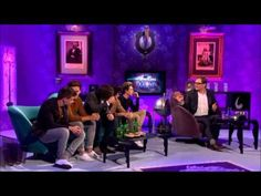 One Direction - Alan Carr Chatty Man - 28th September 2012. I still laugh at this xD