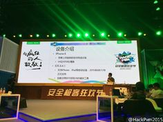 Pangu Team Demonstrated a Jailbreak of iOS 8.4.1  #HackPwn2015 #ios8jailbreak #iOS8.4.1 #iOS9 #PanGu #PanguTeam #securityconference The Pangu Team has reportedly demonstrated a jailbreak of iOS 8.4.1 at the HackPwn2015 security conference.  A post to Weibo by HackPwn2015 confirms...