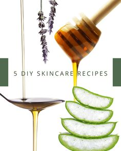 DIY skincare recipes—straight from the farm!