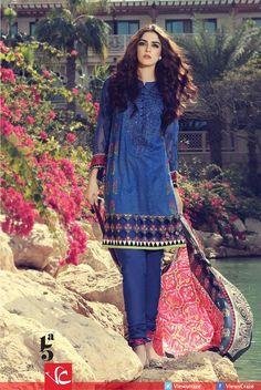 bac2598dfb Maria B. Lawn Collection 2017 (Complete Catalog) Pakistani Designer Suits, Pakistani  Lawn