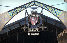 La Boqueria - Barcelona, Spain