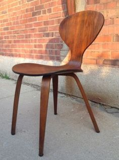 Chicago: Norman Cherner Plycraft Bent Wood Modern Mid Century Chair 6 AWESOME! $250 - http://furnishlyst.com/listings/418738