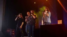 """Honey I'm Good"" Home Free in Fargo, ND 11-8-2015"