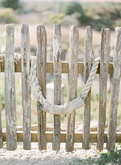 Beach Fence - KT Merry Photography