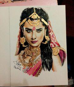 Img 20140620 223258 by yuliadamayanti on DeviantArt Tanjore Painting, Krishna Painting, Krishna Art, Abstract Pencil Drawings, Sarra Art, India Painting, Pooja Sharma, Art Inspiration Drawing, Indian Art Paintings